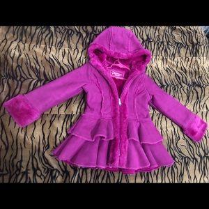 Girls jacket size 5 Hawke & Co